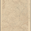 Tennessee Wartburg quadrangle: topographic sheet