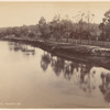 The Yarra. Melbourne