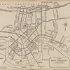 Map of the business district of New Orleans ; Map of New Orleans, Louisiana