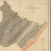 Geological map of Westmoreland County
