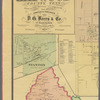Map of Haywood County, Tenn. from actual surveys and official records
