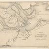 Plan of the siege of Charleston in South Carolina