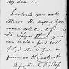 Bentley, Richard. 11 ALS to Dickens