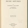 Music rhymes