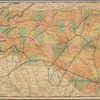 Railroad Commissioners' map of North Carolina, 1897