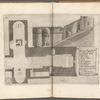 Pianta e parte de l'alzata della Chiesa del S. Sepolcro della Madonna, pl. 40 (btwn. pp. 51 & 52)