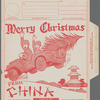 Merry Christmas from China: V-mail Christmas greeting