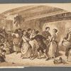 Social dancing in prints