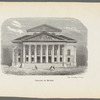 Theaters in nineteenth-century prints
