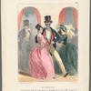 Le Ranelagh: aristocratique polka du jeudi, dansée par Mr. Arthur de St. Léon, et Mme. Olympe de Ste. Bréda