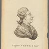 The Vestris family in prints