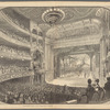 Interior of the Royal Theatre, Copenhagen