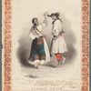 Dance lithographs