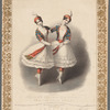 Dance lithographs