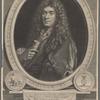 Jean-Baptiste Lully, secretaire du roy et sur-intendant de sa musique