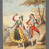 Spanish dancing in nineteenth-century prints
