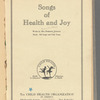Songs of health and joy