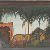 South Pacific set design (Seabees camp)