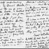 Belloc, Bessie W. ALS to Marian [George Eliot]