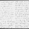 Bray, Caroline Hennell. AL to Marian [George Eliot]