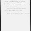 Bray, C. H. AL to Marian [George Eliot]