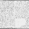 Hennell, Sara. ALS to Pollian [George Eliot]