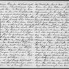 Norton, Susan. ALS to Mrs. Lewes [George Eliot]