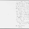 Rollins, Alice (Wellington). ALS to Mrs. George H. Lewes [George Eliot]