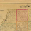 Map of Plymouth County, Iowa: drawn from actual surveys and the county records