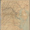 Map of eastern Virginia: compiled from the best authorities and printed at the Coast Survey Office, A.D. Bache, supdt., 1863