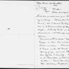 Allingham, William. ALS to D. J. O'Donaghue