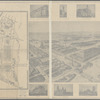 Bird's eye view of Chicago, 1893