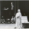 Rosemary Harris (as Portia) in the stage production The Merchant of Venice