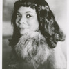 Portrait of dancer and dance instructor Mary Bruce, circa 1935