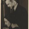 With Carlotta Monterey O'Neill