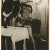 Maria Karnilova and Antony Tudor in Tudor's Ballet, Judgment of Paris