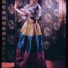 Belle Rosette in Trinidad Carnival costume