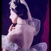 Alicia Markova in a Victorian pose