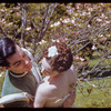 """Annabelle Lyon and Hugh Laing in """"Jardin aux Lilas"""""""