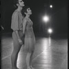 "Two unidentified American Ballet Company dancers in ""At Midnight"""