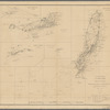 Sketch F No. 2: showing the progress of the survey of the Florida reefs 1849-1854