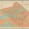 Geological map of Berks County