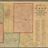 Map of Cass County, Missouri