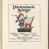 Pickaback songs