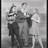 Pearl Lang as a Carnival dancer, Robert Pagent as the Carnival boy, and Bambi Linn as Louise