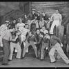 "Jigger Craigin (Murvyn Vye) and the male chorus perform ""Blow High, Blow Low"""