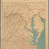 Map of eastern Virginia: compiled from the best authorities, and printed at the Coast Survey Office, A.D. Bache, Supdt.