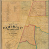 Map of Cambria Co., Pennsylvania: from actual surveys & official records