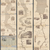 A new and accurat[e] detail map (nearly eight feet in length) of the St. Johns River, Florida, for the use of tourist travelers