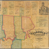 Map of Clearfield Co., Pennsylvania: from actual surveys & official records